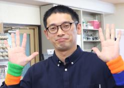 データ製作課 森田